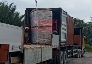 Bàn giao tấm veneer 5mm phủ tần bì, sapele cho đơn vị bạn tại TP. Hồ Chí Minh