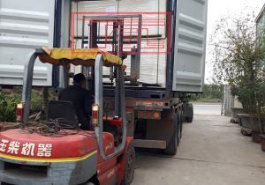 Container tấm chống cháy MgO 830x2200x5mm cho đơn vị tại Đại Lộ Thăng Long